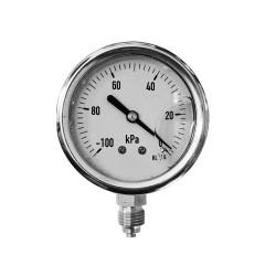 Druckmesser (manometer) mit Glycerin Gefüllt